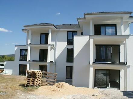 Stilvoller Erstbezug mit schwellenfreiem Zugang ... Helle Neubauwohnung mit Terrasse u. Garten
