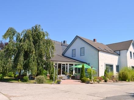Dornum: Hotel und Wohnbereich, Obj. 4121