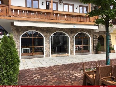 Gewerbeimmobilie in der Fußgängerzone auf zwei Etagen für Restaurant, Boutique oder Ladengeschäft