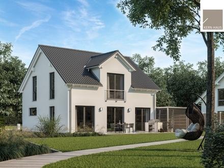 Trendsetter: Geräumiges Eigenheim mit offenem Wohn- und Essbereich