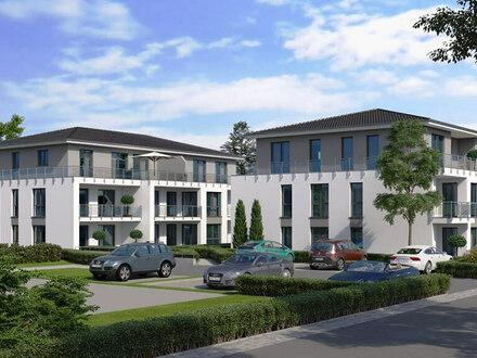 GLACISVIERTEL MINDEN - Neubau einer Komfort-Eigentumswohnanlage