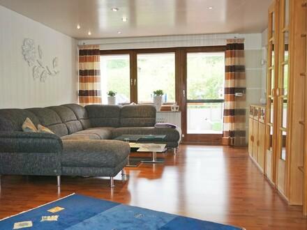 5-Zimmer-Wohnung mit Blick ins Grüne