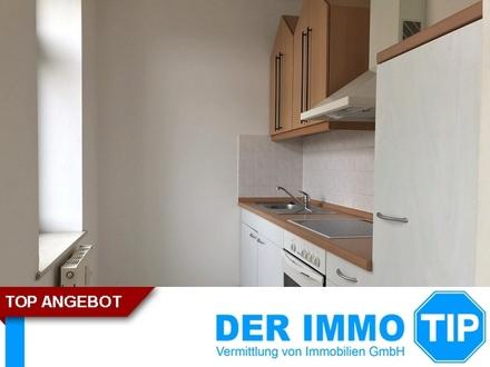 Neu eingetroffen !!! 1 Zimmerwohnung mit EBK und Stellplatz in Altchemnitz