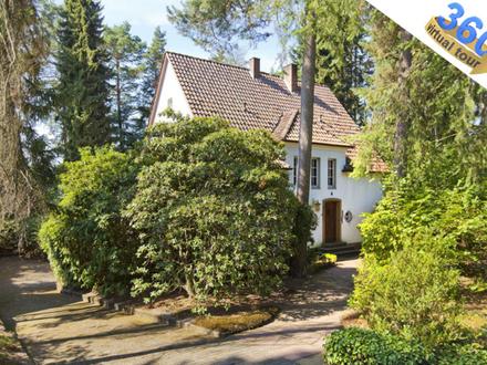 Top Wohnlage: ein Haus mit Charme