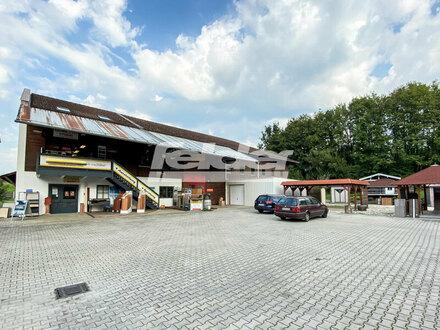 Groß- und Einzelhandelsfläche im Raum Wasserburg