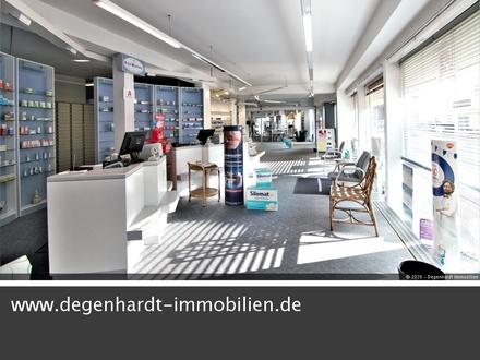 Top frequentierte Gewerbefläche für Ihr Ladengeschäft, Büro oder Praxis im Zentrum von Reinheim!