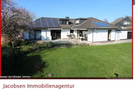 ''Pure Lebensqualität - Gartenoase inklusive'' - nahe dem Arenholzer See in Lürschau