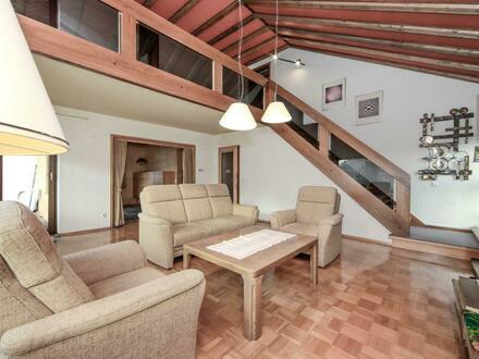 Großzügiges Einfamilienhaus mit Panoramablick