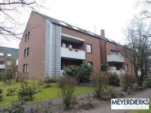 Wechloy - Carl-von-Ossietzky-Str.: 2-Zimmer-Wohnung in direkter Nähe zur Uni