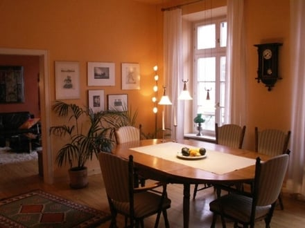 ImmobilienPunkt*** Tolle Altbauwohnung - Belle Etage in Oppenheim