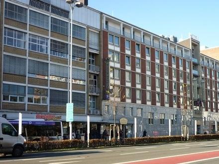 Neuer Bahnhof vis-á-vis! Helles 98 m²-City-Büro mit Aufzug