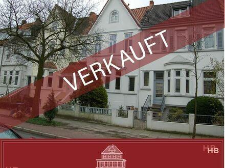 Gut vermietetes, extravagantes Altbremerhaus in Bestlage Schwachhausens!