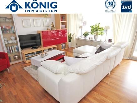 Kauftipp: Lichtdurchflutete 3-Zimmer-Wohnung mt Weitblick in ruhiger Wohnlage