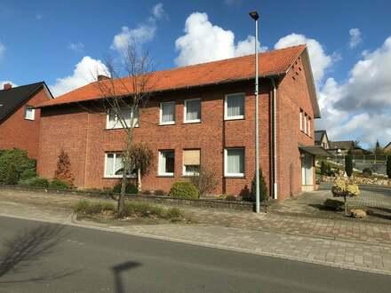 Wohnen u. Arbeiten unter einem Dach, Mehrgenerationenhaus o. Renditeobjekt in Schwagstorf
