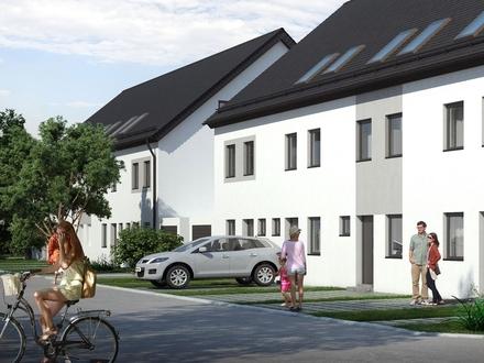 DREGER: Ein Haus mit kleinem Garten? Voilà