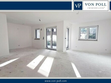 2 Zimmer-Neubauwohnung mit West-Balkon!