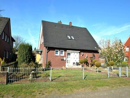 Kernsaniertes Einfamilienhaus in ruhiger Siedlungslage mit 11,4 KWh PV-Anlage in Papenburg OT Herbrum