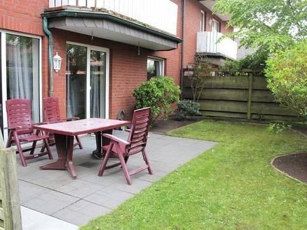 5673 - Gepflegte 3-Zimmer-EG-Whg. mit Terrasse im Ortszentrum