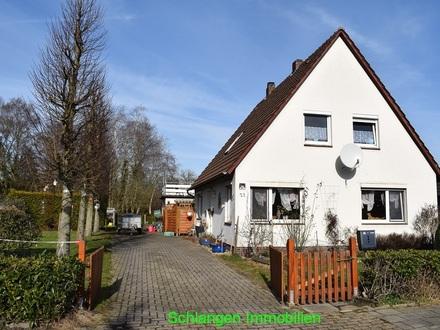 Objekt Nr. 21/003 Einfamilienhaus mit Garage und Dachterrasse in Westerstede OT Ocholt