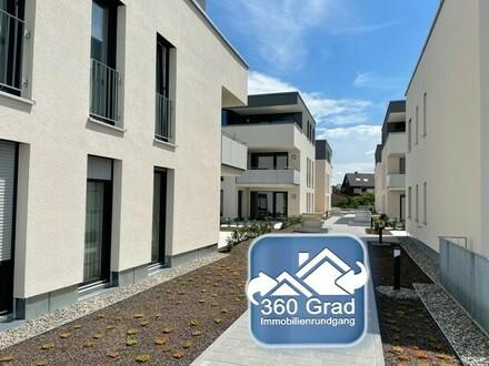Schwaikheim - Neubau 3-Zimmer-Wohnung mit Aussicht
