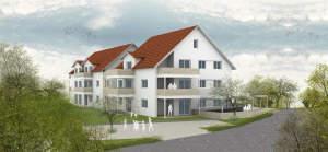 Neubauwohnungen in Ittelsburg - Wohnanlage mit 12 Wohneinheiten und Tiefgarage