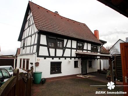 BERK Immobilien - Charmantes Fachwerkhaus mit Potenzial