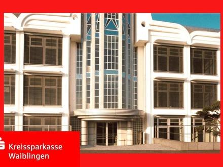 Einzigartiges Bürogebäude mit Penthousewohnung