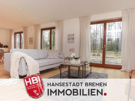Worpswede / Idyllisch gelegenes Einfamilienhaus mit Sonnengarten