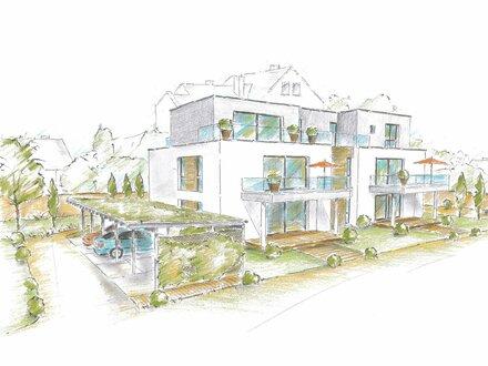 STADT-HAUS, Neubau von 5 exklusiven ETW´s mitten im Zentrum von Bad Oeynhausen