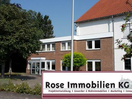 ROSE IMMOBILIEN KG: Büroetage in einem Verwaltungsgebäude zu vermieten!