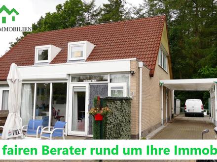 Provisionsfrei !! Wohnhaus im Ferienpark Vlagtwedde - auch als Dauerwohnsitz geeignet