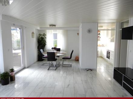 4 Zimmer-Wohnung mit großem Gartenanteil in Sondelfingen