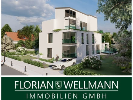 Bremen - Horn-Lehe   Exklusiv ausgestatte 3-Zimmer-Obergeschosswohnung mit Tiefgaragenstellplatz