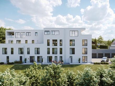 Neubau-Erstbezug! Hochwertige 2-Zimmer-Wohnung mit Dachterrasse in schöner Rödentaler Ortslage