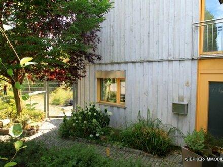 Passivhaus in idyllisch ruhiger Lage