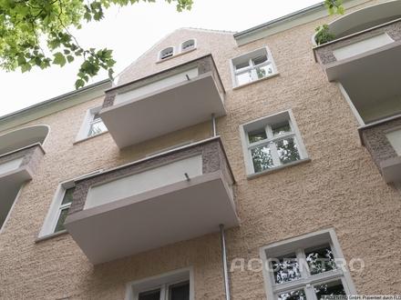 Vermietete Wohnung in ruhiger Lage! Ihre Altersvorsorge in Lichtenberg