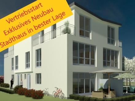*** NEU - Exklusives Neubau-Stadthaus mit gr. eigenem Garten in bester Lage von Eißendorf ***
