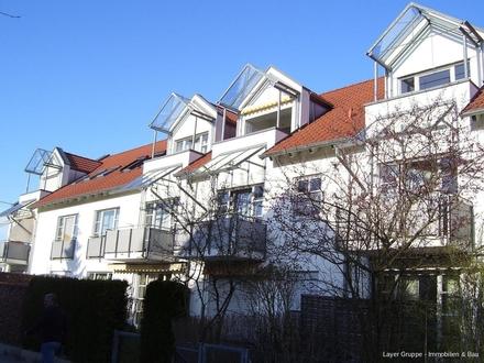 Zentrumsnah, ruhig und modern! Sonnige 3-Zimmer-Wohnung in Kissing, ideal auch für Münchenpendler