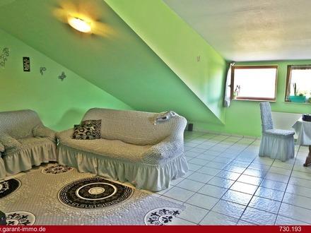 ***Dachgeschoss-Wohnung in Sinsheim!!!***