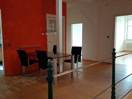 4 ZKB ca. 398 m² 10/2019 sofort 440,- 2.640,- Wohnen und Arbeiten in ehemaliger...