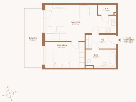 Meine erste eigene Wohnung in St.Johann!