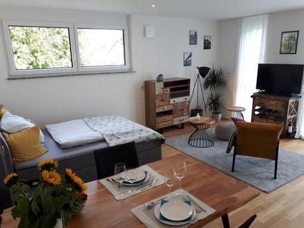 Sonnige, modern möblierte Whg. mit Balkon
