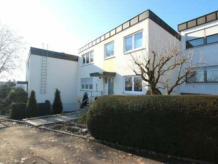 Traumlage: Wohnhaus im top Zustand und separatem Appartement in Ulm