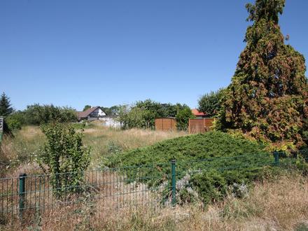 Baugrundstück-Lückenbebauung in Zwebendorf (Landsberg)