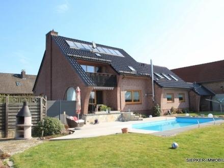 Großes Einfamilienhaus mit Einliegerwohnung zwischen Gifhorn und Wolfsburg