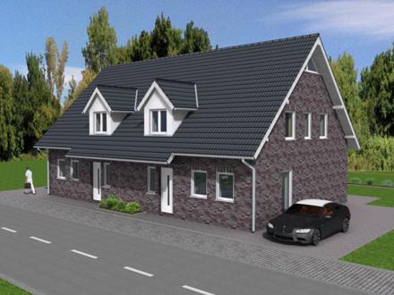Neubau von 2 attraktiven Doppelhaushälften in Ramsdorf!