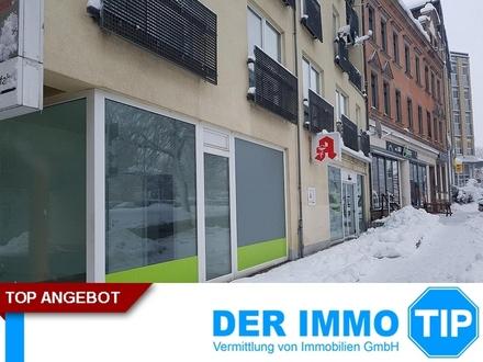 Ladenfläche in Chemnitz Gablenz zu vermieten - direkt an der Hauptstraße