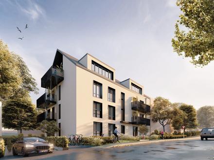 Einzigartige Wohnung im 1. Obergeschoss mit Balkon im Seitersweg am Welterbe Mathildenhöhe