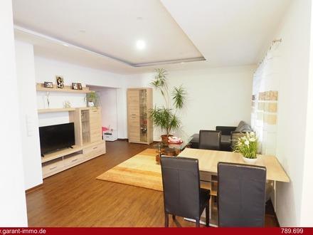 * Gepflegte 1 1/2 Zimmer-Wohnung mit Terrasse in zentraler Lage *
