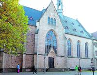 Marktkirche wurde kontinuierlich umgestaltet